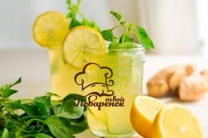 Сколько калорий в покупном лимонаде