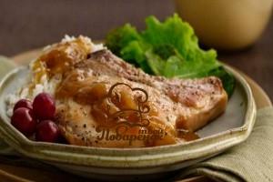 рецепт мясо по-французски из говядины с картошкой