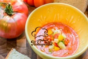 Классический суп гаспачо