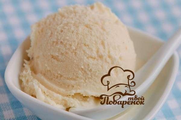 Как сделать домашнее мороженое из молока и сгущенки