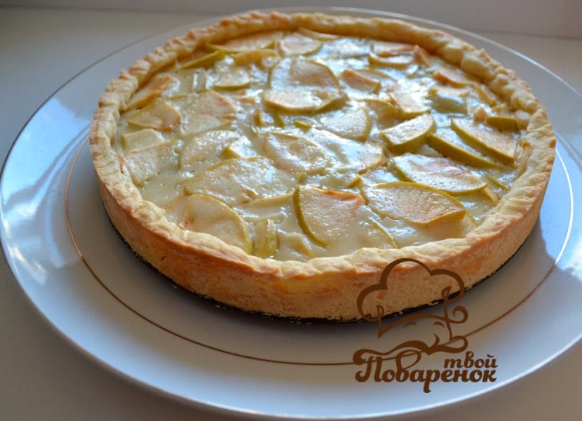 Цветаевский яблочный пирог пошаговый рецепт фото