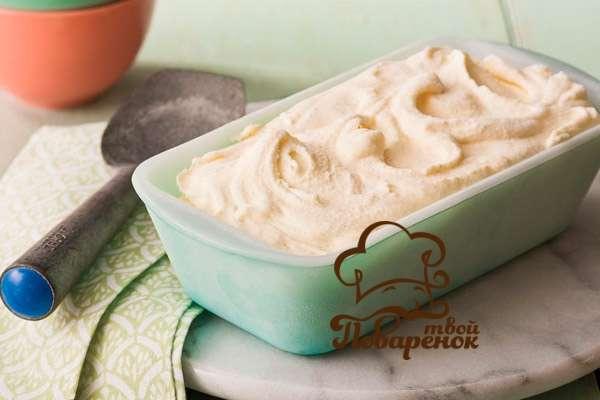 Как сделать мороженое в домашних условиях без ванили