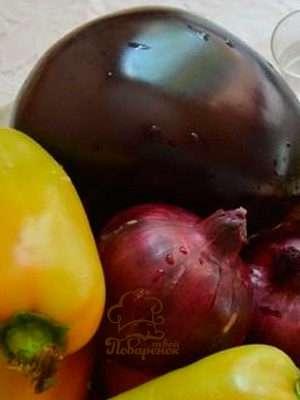 Как сделать армянский салат с баклажанами на зиму