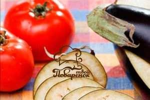 Как потушить баклажаны на сковороде