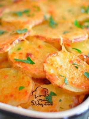 Как приготовить рыбу по-французски с картофелем