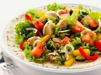 Греческий салат с сухариками рецепт к новогоднему столу