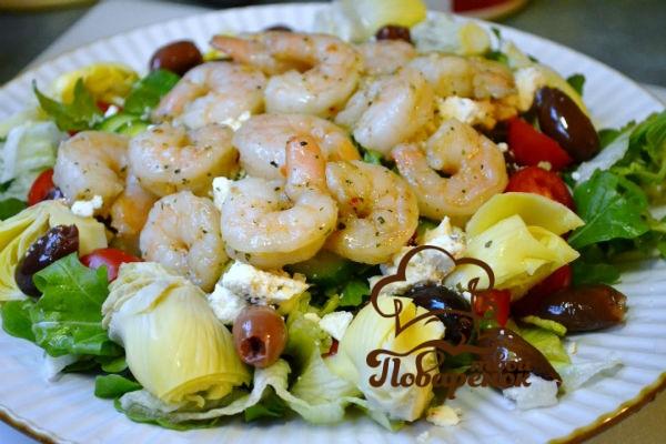 Как разнообразить классический состав греческого салата