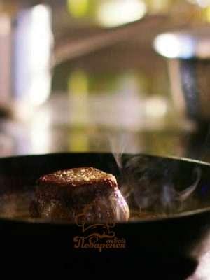 Говядина по-строгановски - домашний рецепт
