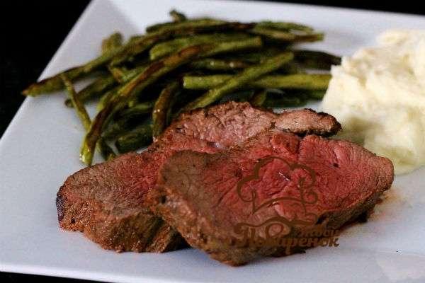 Рецепт как потушить мясо говядины