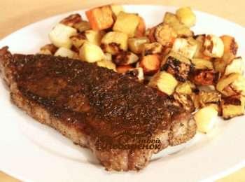Как тушить мясо на сковороде