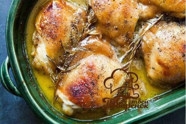 Как готовить куриное филе - рецепт по французски