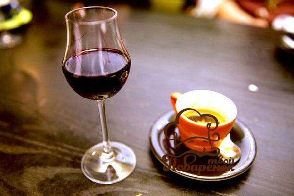 Легкие и диетические закуски к вину