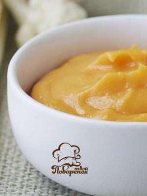 омашний куриный суп-пюре для ребенка 10 месяцев - простой рецепт