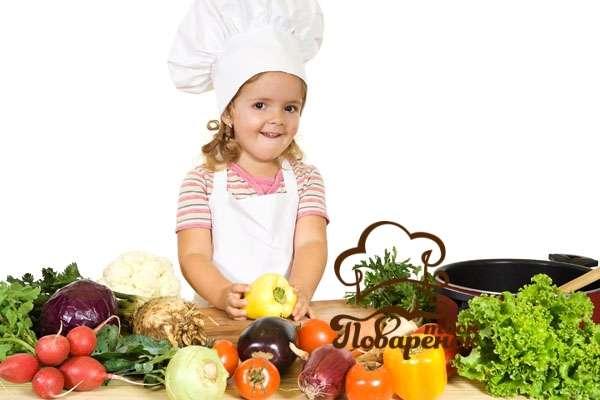 Что приготовить на обед годовалому ребенку