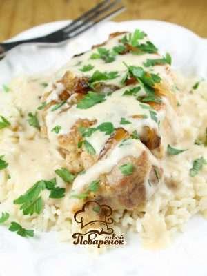 картошка по французски со сметаной в духовке рецепт