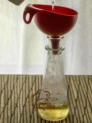 Прокисло вино как сделать уксус