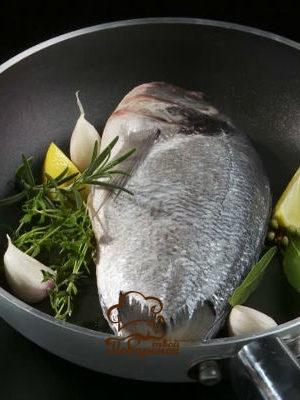 Как приготовить подлещика на сковороде
