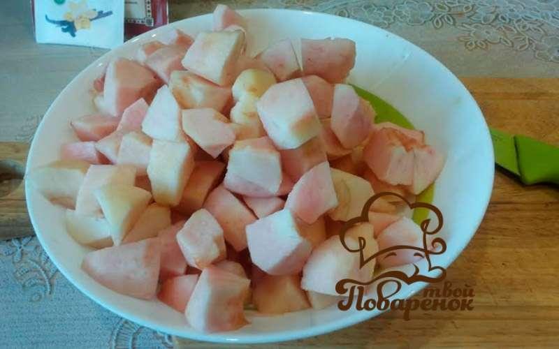 как приготовить шарлотку из яблок в духовке рецепт