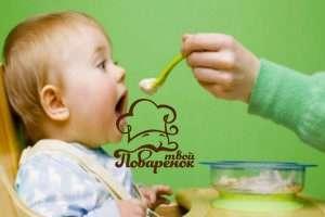 Сколько варить кабачок для ребёнка