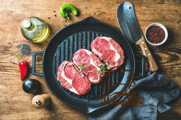 Как правильно жарить мясо свинины на сковороде