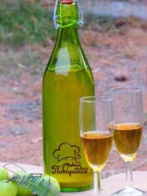 Вино в домашних условиях из зеленого винограда
