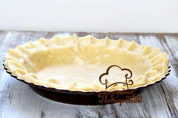 Рецепт пирога с яблоками из дрожжевого теста в духовке