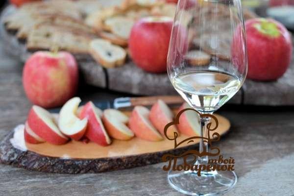 Как сделать вино из жмыха яблок в домашних условиях