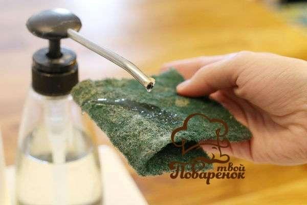 Что делать, если ржавеет чугунная сковорода