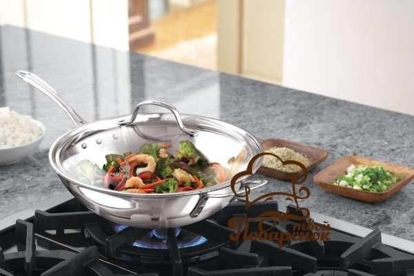 Как жарить на сковороде без масла