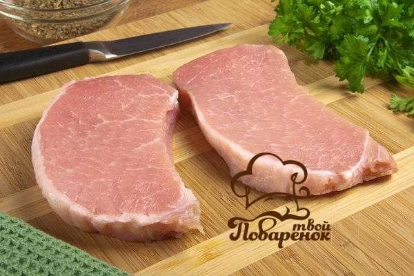 Как вкусно пожарить мясо свинины на сковороде