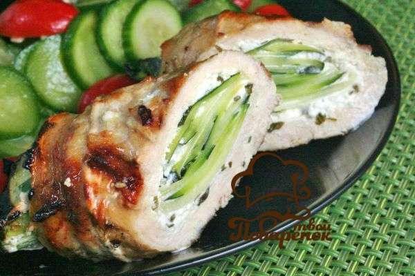 Как приготовить кабачковые котлеты с курицей