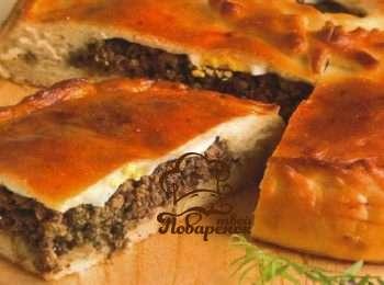 Пироги с мясом, рецепты с фото на m: 417
