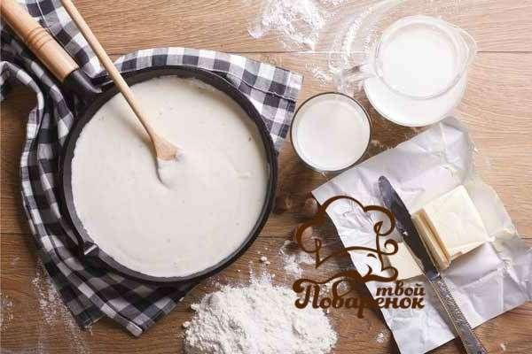 Рецепт приготовления жульена в горшочках