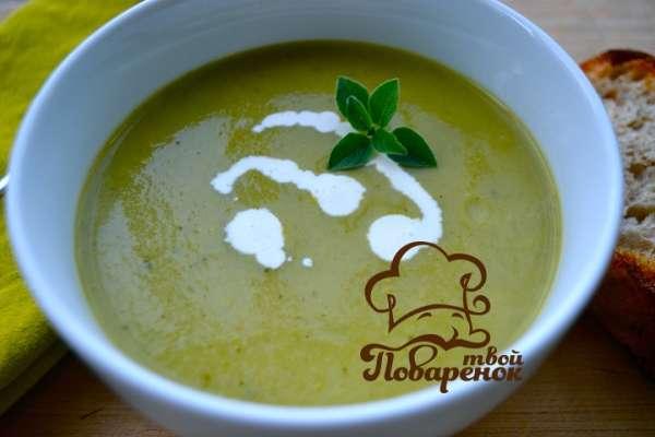 Как приготовить диетический кабачковый суп
