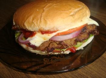 Как сделать вкусный чизбургер в домашних условиях