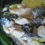 Фрикасе из курицы с грибами рецепт с фото