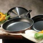 Как отмыть внутри сковороду с антипригарным покрытием