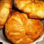 Мини курники с картошкой и курицей рецепт с фото