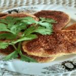 Куриные зразы с грибами пошаговый рецепт с фото