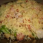 Салат цезарь с курицей пошаговый рецепт с фото