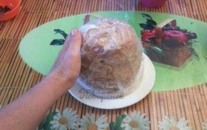 Бисквитный торт с вишней оригинальный рецепт с фото