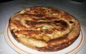 Улитка из блинов с творогом пошаговый рецепт с фото