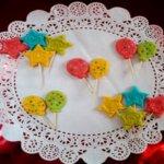 Воздушные шарики из мастики своими руками рецепт с фото